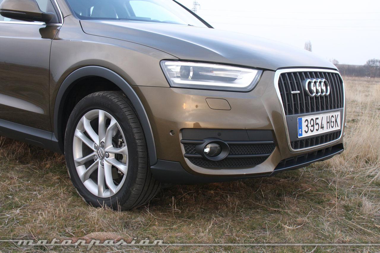 Audi Q3 2 0 Tdi 177 Cv S Tronic Prueba 26 60