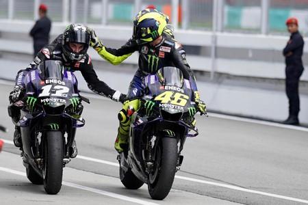 Rossi Vinales Malasia Motogp 2019