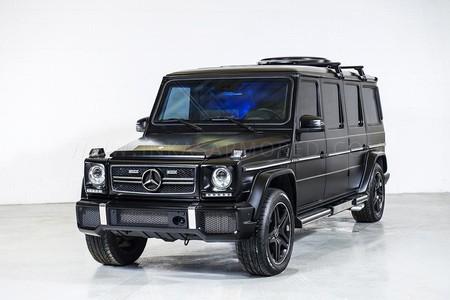 Viajar seguro y con clase a bordo de este Mercedes-AMG blindado te costará lo mismo que una mansión en Miami