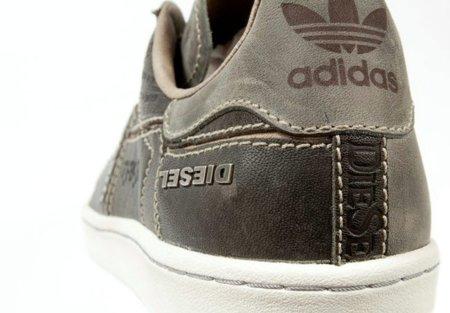 Primeras imágenes de la colección de zapatillas Adidas by Diesel