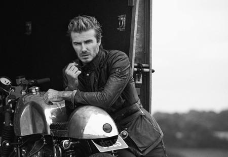David Beckham lo mismo nos vende calzoncillos que cazadoras