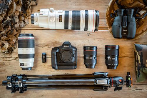 Guía por todo el catálogo de Canon: cámaras, objetivos y público al que se dirigen