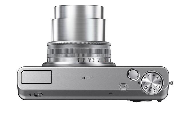 Fujifilm XF1 con zoom