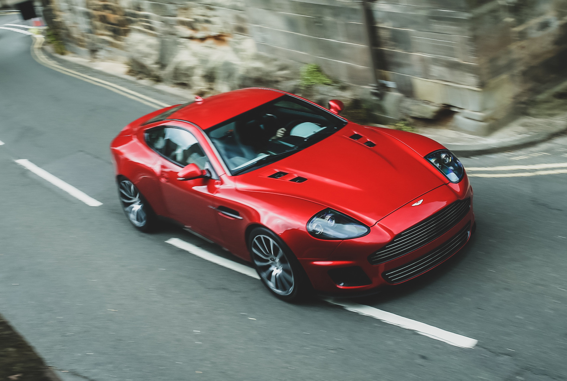 Aston Martin Vanquish Callum 25 by R-Reforged
