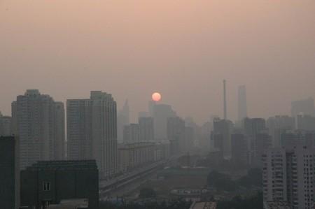 contaminación en Europa se reduce a mínimos históricos