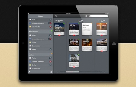 Posts, edita tu blog desde esta potente aplicación para el iPad