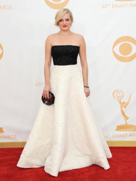 Elisabeth Moss Emmy 2013