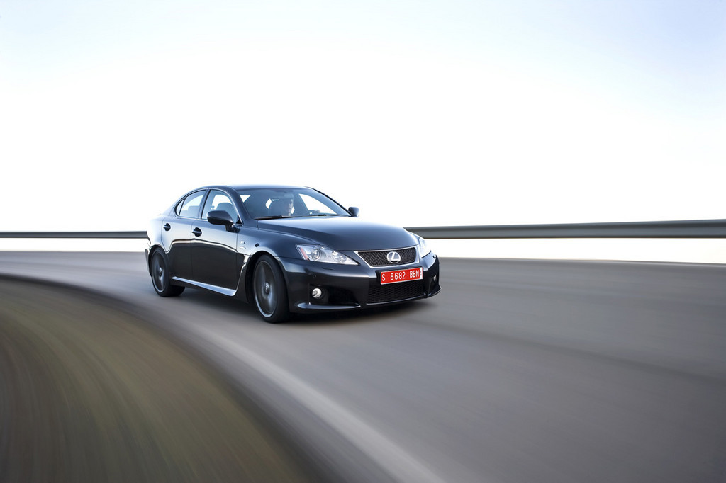 Foto de Lexus IS-F (14/111)