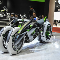 Foto 2 de 7 de la galería kawasaki-j-three-wheeler-ev en Motorpasión