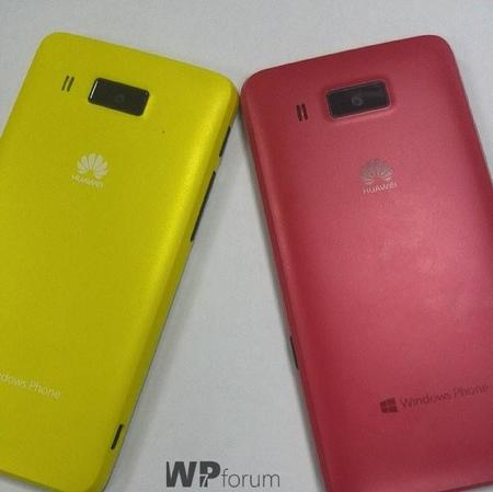 Más detalles del smartphone Huawei Ascend W2, especificaciones y fotos
