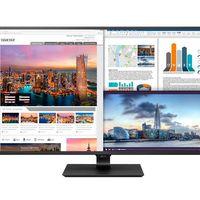 Precio mínimo en Amazon para el enorme LG 43UD79-B, un monitor 4K de 43 pulgadas, que baja a 559 euros