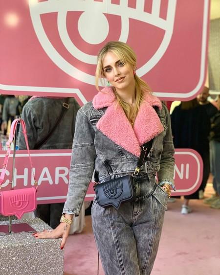 Chiara Ferragni presenta su primer bolso que promete invadir el street style con originalidad y una pizca de locura