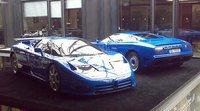 Bugatti EB110, el primer Bugatti de la era moderna