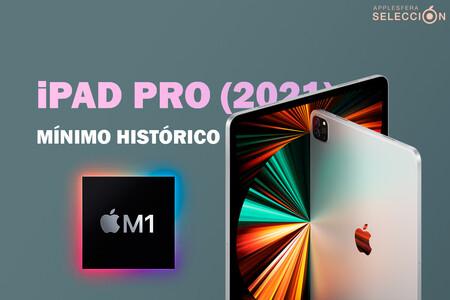 """Descuentazo histórico en el flamante iPad Pro (2021) de 12,9"""" Mini LED con M1 y 2 TB: está 610 euros más barato en Amazon"""