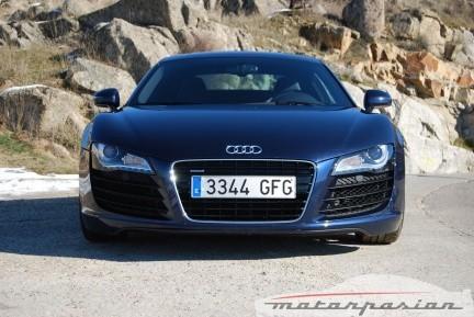 Audi R8 4.2 FSI R tronic, prueba (parte 4)