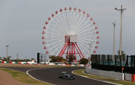Mercedes Gp Japon Suzuka