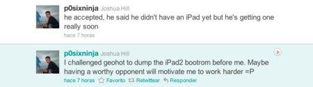 Geohot se une a la carrera para conseguir el jailbreak del iPad 2