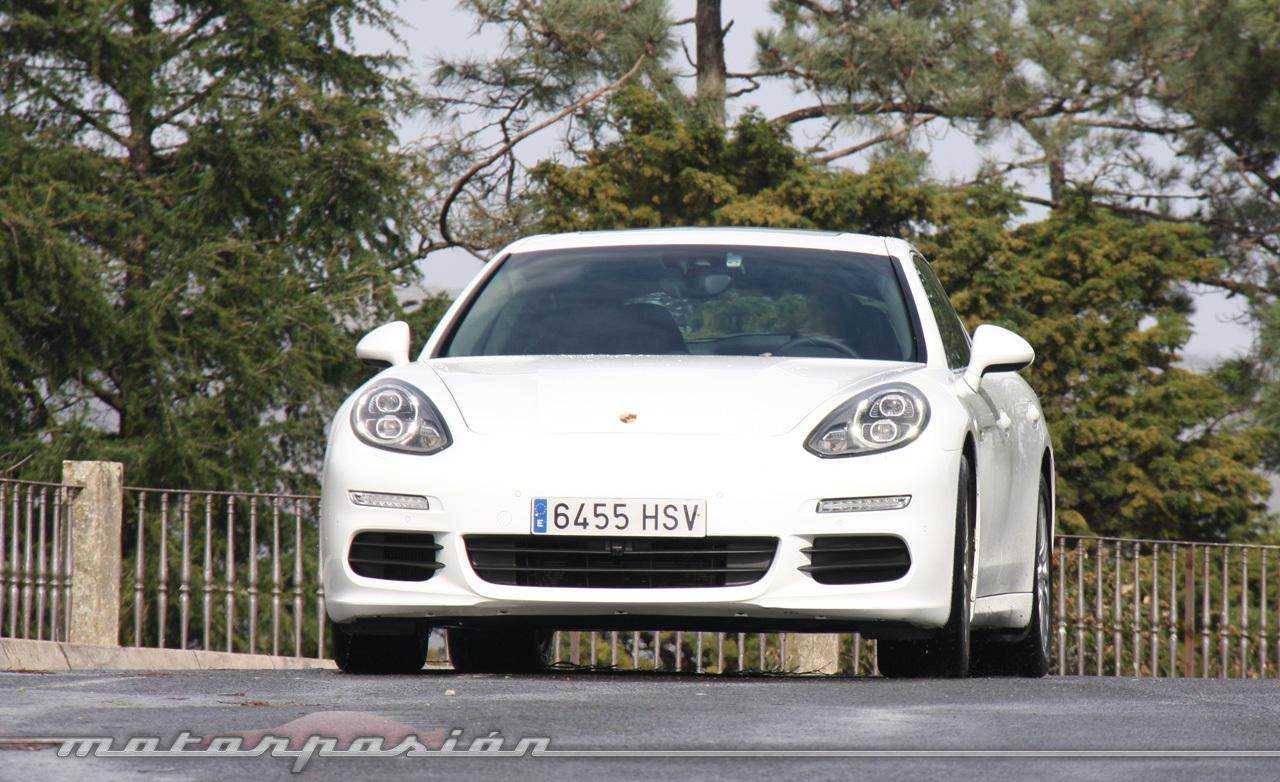 Foto de Porsche Panamera S E-Hybrid (prueba) (40/64)