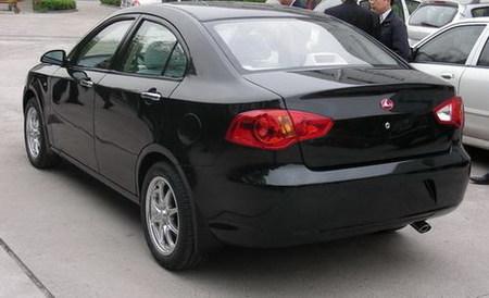 Changfeng Qi Ling CP1A Subaru Impreza STi chino