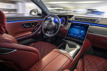 Mercedes-Benz Daimler Bosch conducción automática