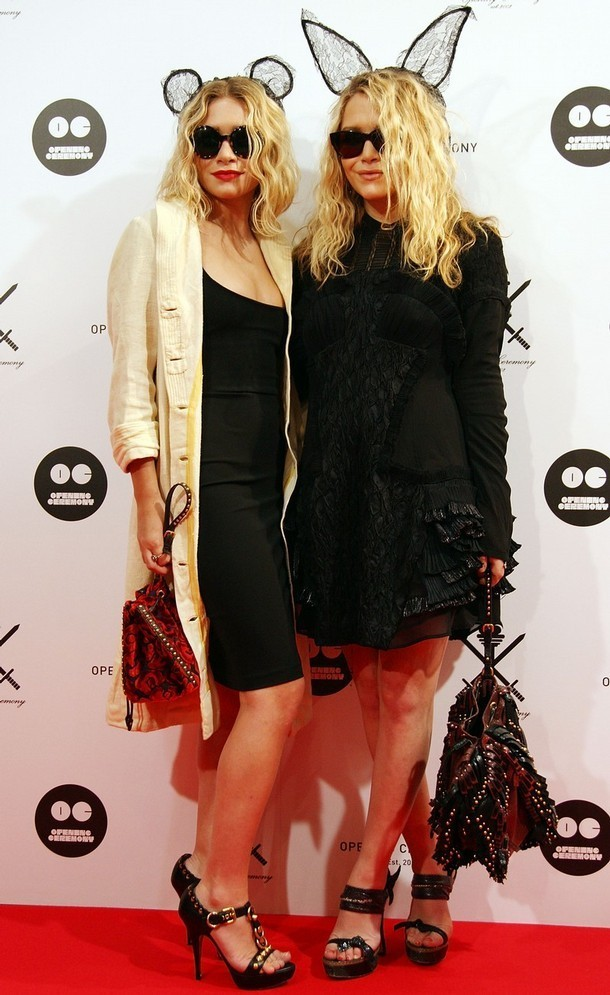 Foto de El estilo grunge por Mary-Kate y Ashley Olsen, tendencia 2009 (14/22)