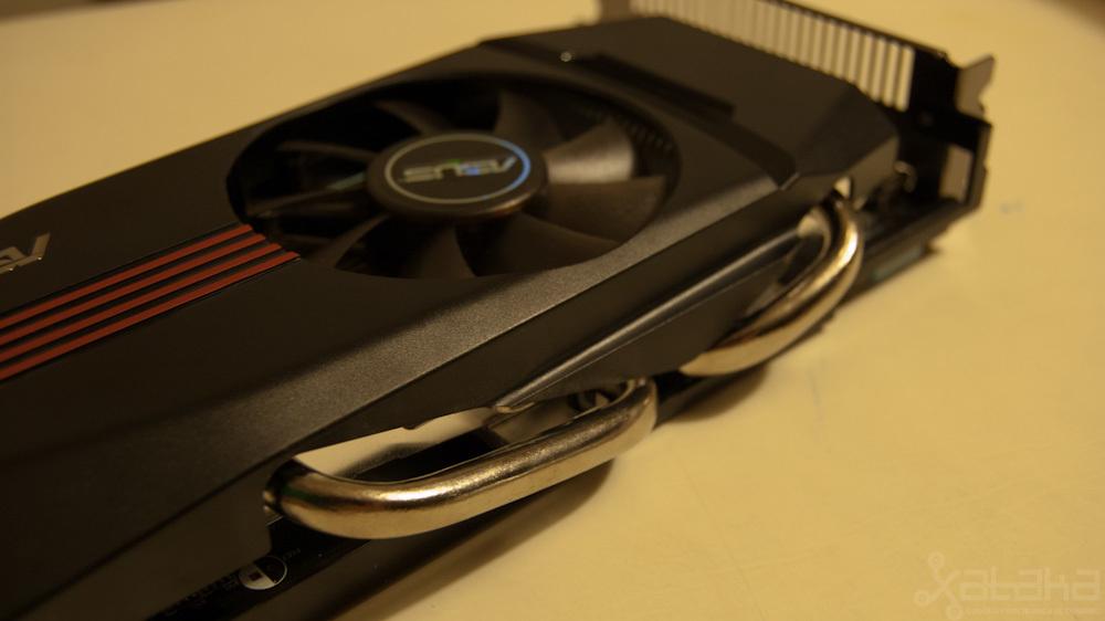 Foto de NVidia GTX 550 Ti, análisis (5/7)