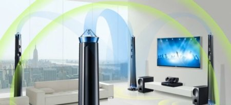 LG HX996TS nos provoca con el sonido 3D