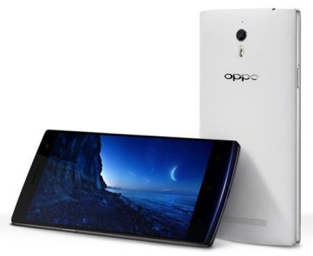 Oppo Find 7a ya está disponible para reserva, nos piden 399 euros