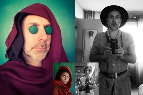 Imitando fotos famosas (con imaginación y mucho sentido del humor) para sobrellevar la cuarentena, por Vincent Morla