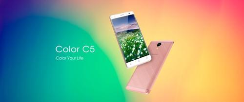 Zopo Color C5, color y diseño en un smartphone muy básico para estrenar la gama 2017 de Zopo