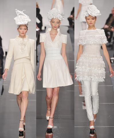 Chanel Alta Costura Primavera-Verano 2009