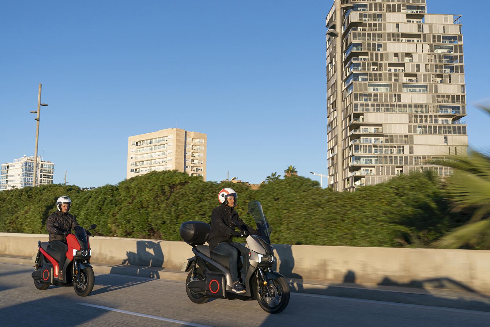 Foto de SEAT MÓ eScooter 125 (38/81)