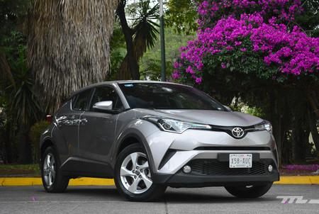 Toyota C-HR, a prueba: el SUV sólo por el gusto de tener uno
