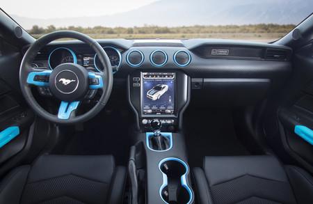 coche eléctrico cambio manual