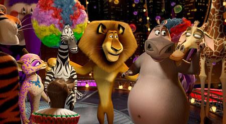 Estrenos de cine infantil: 'Madagascar 3: de marcha por Europa'
