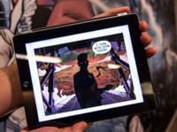Marvel Project Gamma, por fin los cómics aprovecharán las posibilidades de dispositivos como el iPad