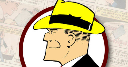 Dick Tracy comic