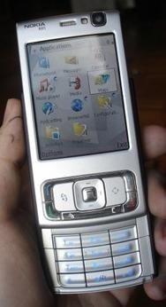 Nokia N95: poco a poco se va convirtiendo en real y en perfecto
