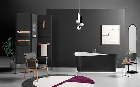 Bañeras de colores