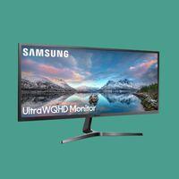 Si buscas monitor ultrapanorámico, ojo a este Samsung de 34 pulgadas a mínimo histórico: cuesta 279,90 euros en Amazon