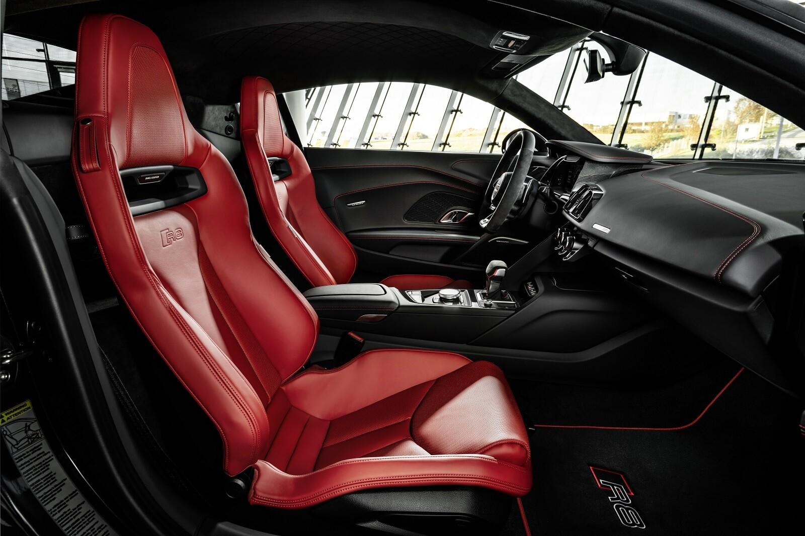 Foto de Audi R8 RWD Panther Edition (28/30)
