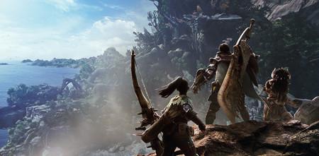 Monster Hunter World: 30 minutos de gameplay, dos nuevos monstruos y todas las armas y armaduras anunciados