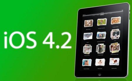 iOS 4.2 disponible hoy oficialmente para descargar