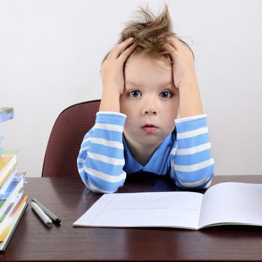 Reduce la ansiedad de los niños ante los exámenes con estos consejos (y replantéate lo que significan)