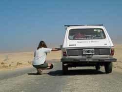 De Argentina a México en Renault 6: blog descubierto