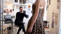 Dior and I, la crónica de las 8 semanas más importantes de Raf Simons por Frédéric Tcheng
