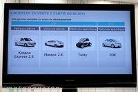 3 millones de vehículos eléctricos Renault para 2016