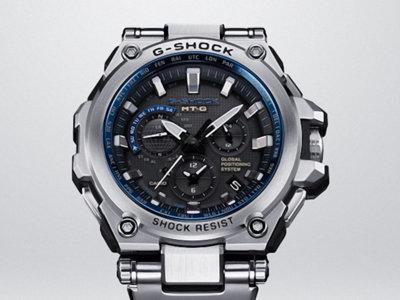 G-Shock le da un giro de conectividad a su nuevo reloj todo terreno