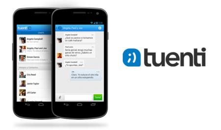Tuenti Social Messenger se actualiza para permitir chat de grupo, de momento para Android