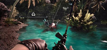 El videojuego de pesca Monster of the Deep: Final Fantasy XV llegará en noviembre [GC 2017]